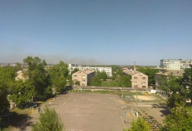 У Балаклії знову лунають вибухи – почалася пожежа на складах (ОНОВЛЮЄТЬСЯ)