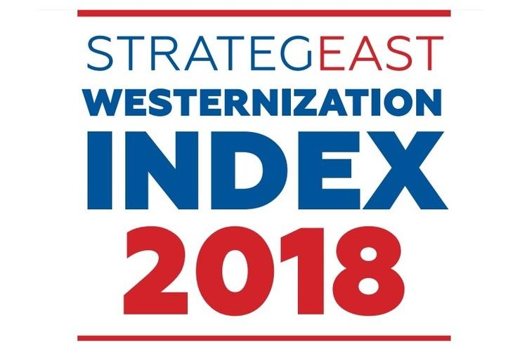 «Індекс вестернізації»: експерти визначили найбільш «західні» країни серед пострадянських
