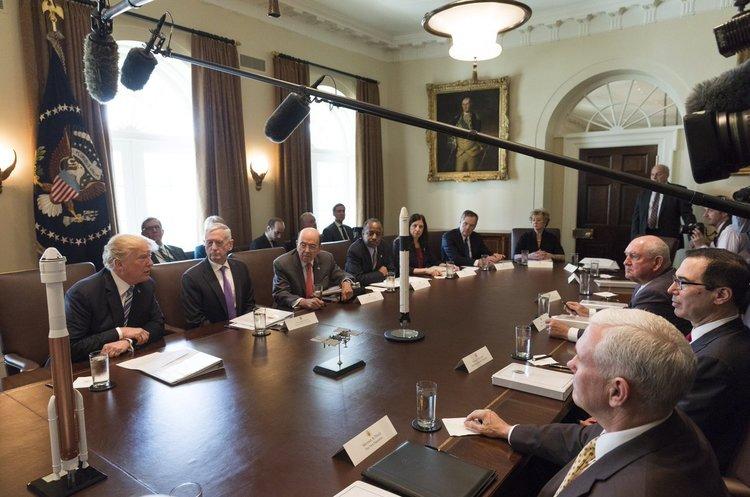 Трамп оголосив про вихід США з іранської ядерної угоди