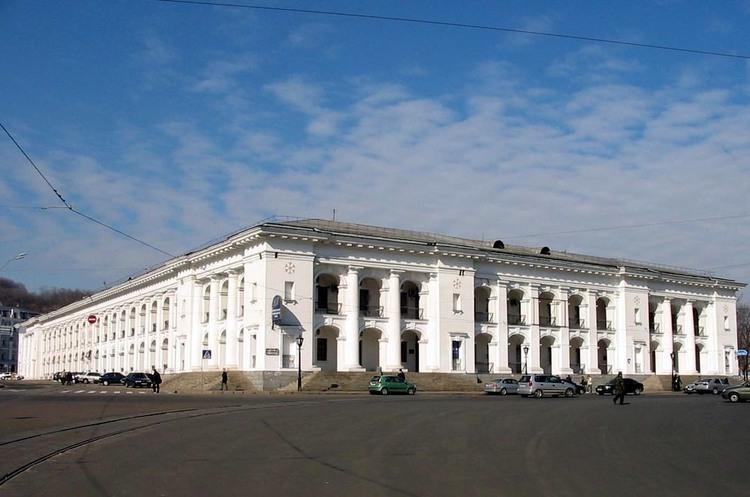 «Гостиний двір» у Києві Верховний суд залишив у власності держави