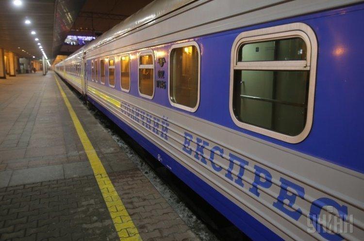 «Укрзалізниця»  планує встановлювати системи відеоспостереження в поїздах