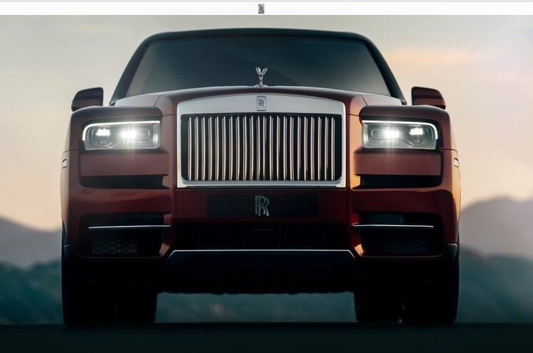 Rolls-Royce офіційно представив найрозкішніший позашляховик у світі