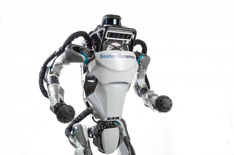 Boston Dynamics навчила свого робота бігати, а «робопса» самостійно орієнтуватися в просторі (ВІДЕО)
