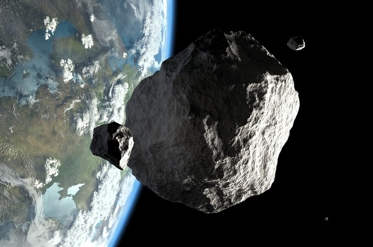 «Загублений» астероїд повернувся і пролетить максимально близько до Землі 15 травня