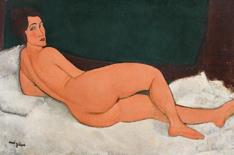 Картину Модільяні продали за рекордні $170 млн