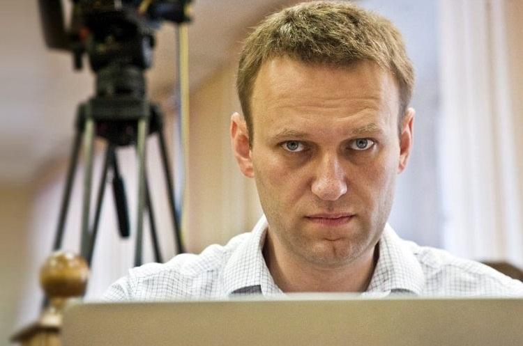 Опозиціонера Навального кинули до в'язниці на 30 діб за акцію протесту «Він нам не цар»