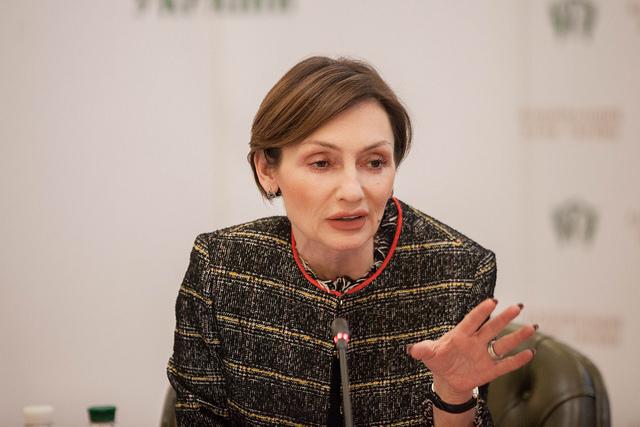 Суд дозволив Рожковій повернутись до виконання обов'язків