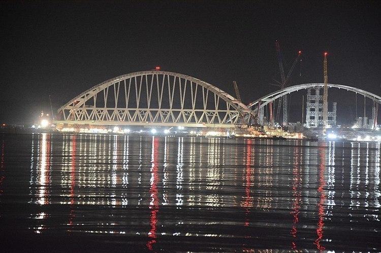 Прямі збитки України від Керченського мосту можуть скласти до 500 млн грн на рік