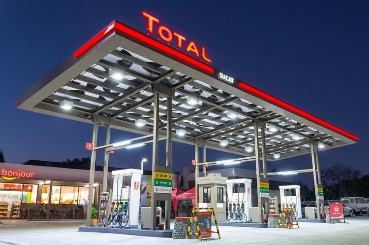 Total може вийти з проекту «Південний Парс 11» через санкції США проти Ірану