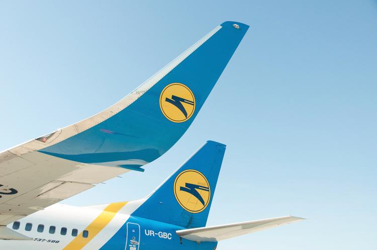 МАУ поповнила свій флот новим літаком Boeing 737-800 Next Generation