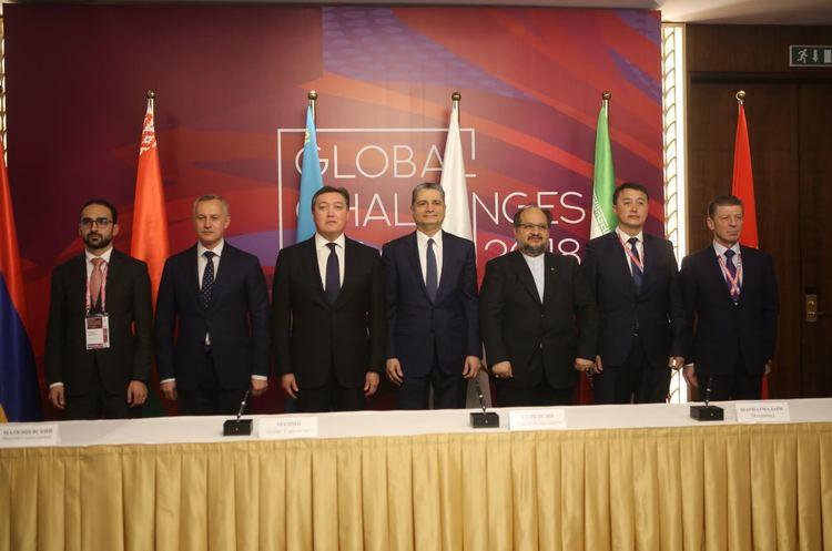 Євразійський економічний союз та Іран підписали угоду про вільну торгівлю