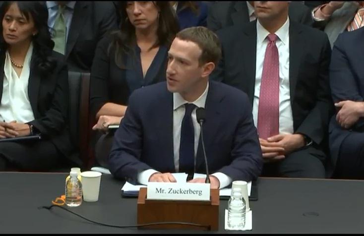 Цукерберг погодився виступити в Європарламенті вже наступного тижня