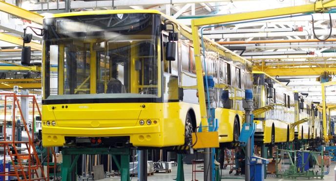 Компанія «Богдан Моторс» продасть Франківську автобусів на 100 млн грн