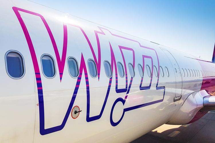 Wizz Air до дня народження проводить дводенний розпродаж квитків зі знижкою 30%