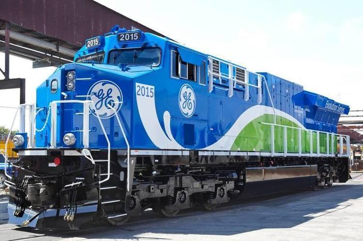 Розпочалося будівництво першого локомотиву General Electric для «Укрзалізниці»