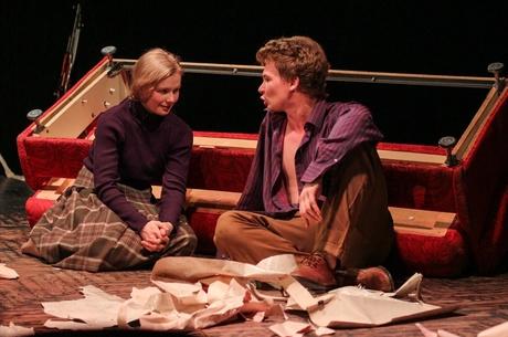 «Віслюк має бути худим» і «Валентинів день»: варіанти на театральний вечір перед вік-ендом