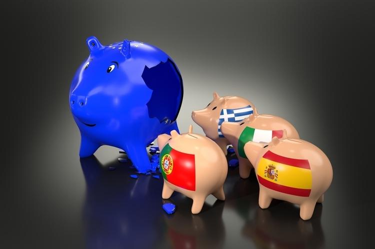 Евросоюз створить фонд допомоги для держав єврозони в розмірі 30 млрд євро