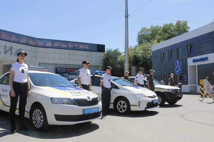 Туристичну поліцію запустили в Одесі