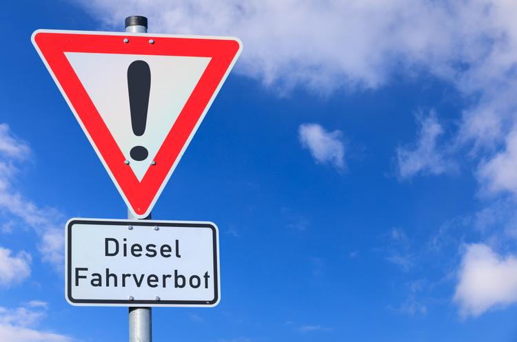 Перший пішов: у Гамбурзі заборонили проїзд дизельних авто вулицями міста