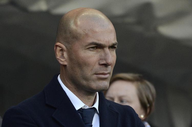 Зінедін Зідан йде з поста головного тренера мадридського «Реалу»