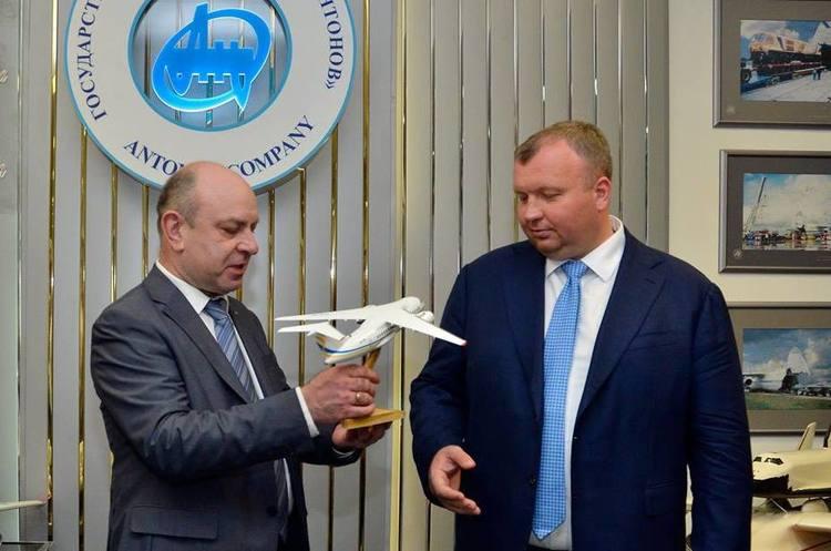 Донця призначено президентом ДП «Антонов»