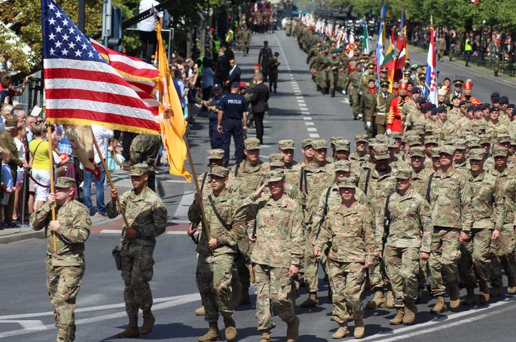 НАТО планує створити 30-тисячний загін швидкого реагування на випадок агресії РФ