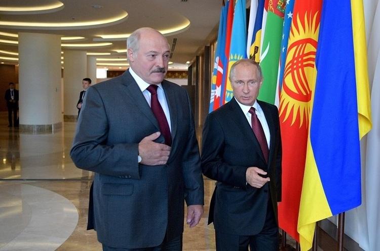 Лукашенко готовий відновити контроль на кордоні з Росією