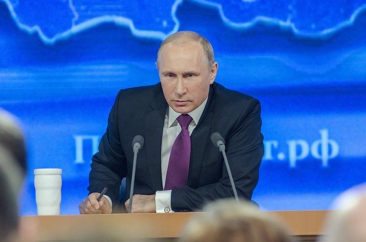 Путін запросив Кім Чен Ина відвідати Росію у вересні