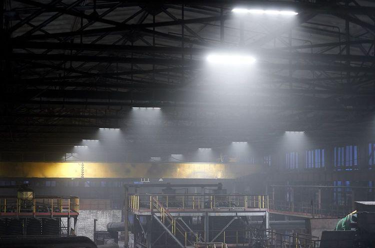 ДТЕК Павлоградська ЦЗФ заощадить 1,8 млн грн на рік завдяки LED-освітленню