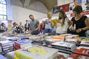 Підсумки «Книжкового Арсеналу»: 5 маст-рідів від літературного критика Євгенія Стасіневича