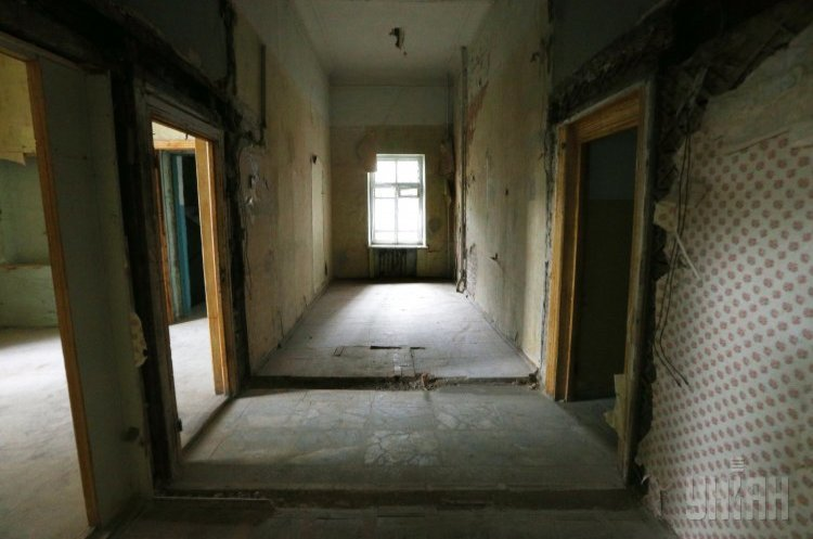 Найбільша кількість аварійних і старих будинків Києва розташована в Подільському районі