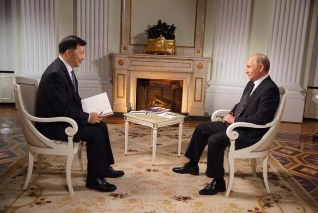 Санкції з РФ будуть поступово зніматися – Путін