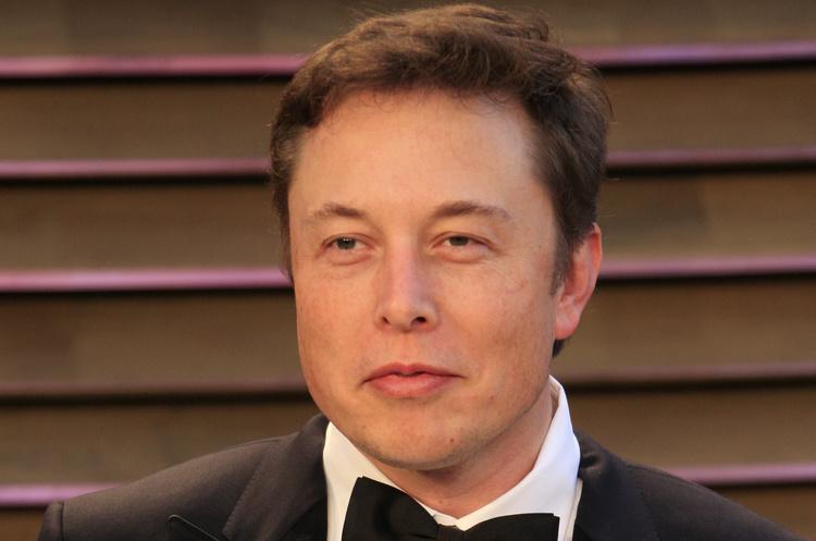 Ілон Маск показав тизерне зображення нової моделі автомобіля Tesla— Model Y