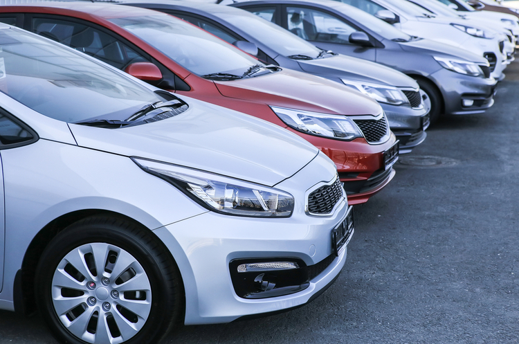 «Укравтопром»: з початку року в Україні ринок нових авто зріс майже на 10%