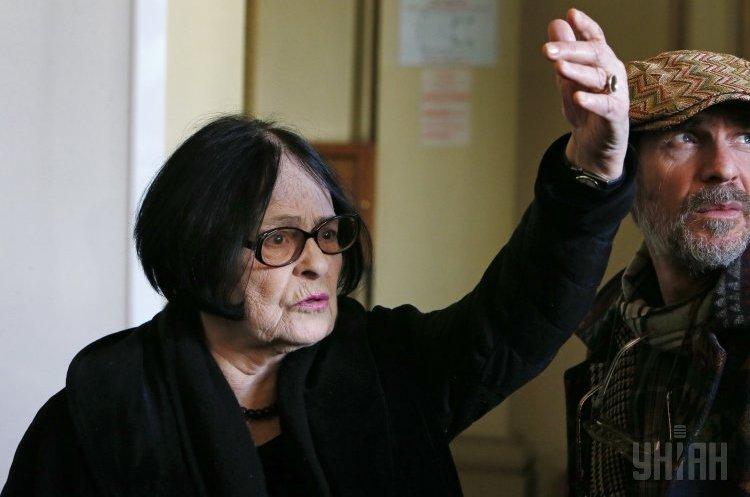 У віці 83 роки померла український режисер Кіра Муратова