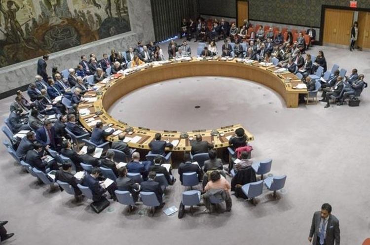 Радбез ООН прийняв перше рішення щодо України з 2015 року