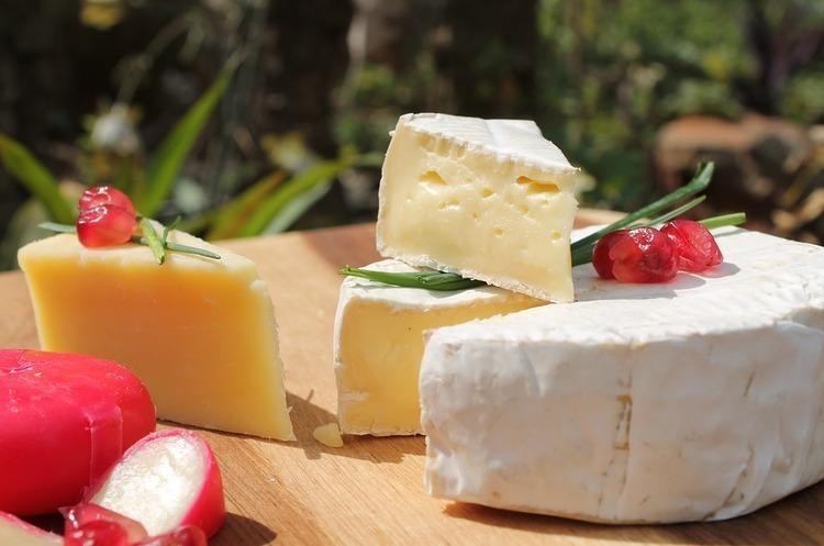 Експорт сиру в грошовому вираженні зріс на 7,8%
