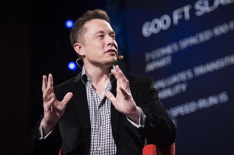 Акції Tesla зросли майже на 10% після заяви Маска