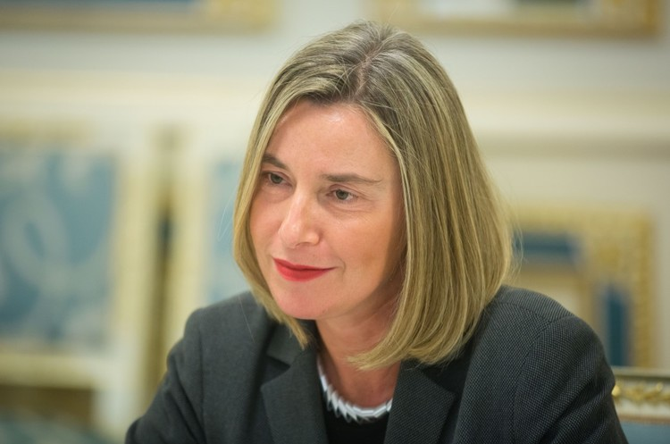 Могеріні просить у ЄС 6,5 млрд євро на підготовку інфраструктури до військових дій