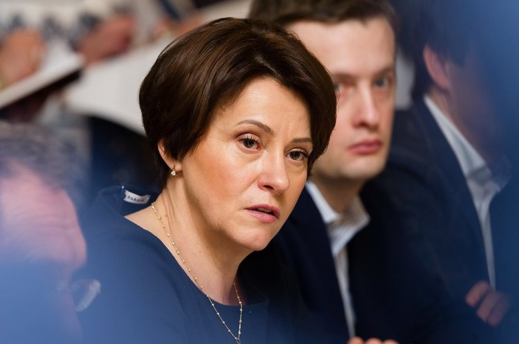 Данилюк не розумів потреби українського бізнесу – голова комітету ВР Ніна Южаніна