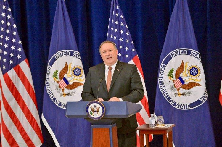 США посилять санкції проти КНДР, якщо країна відмовиться від денуклеаризації – держсекретар США