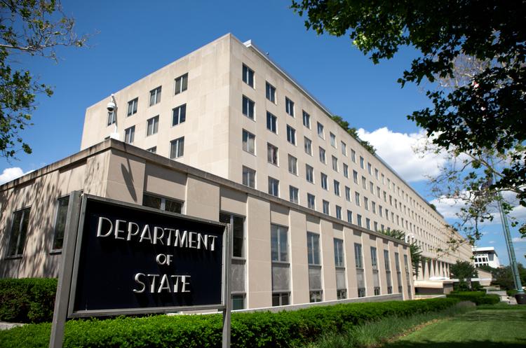 Держдепартамент США закликав РФ вивести війська з Донбасу