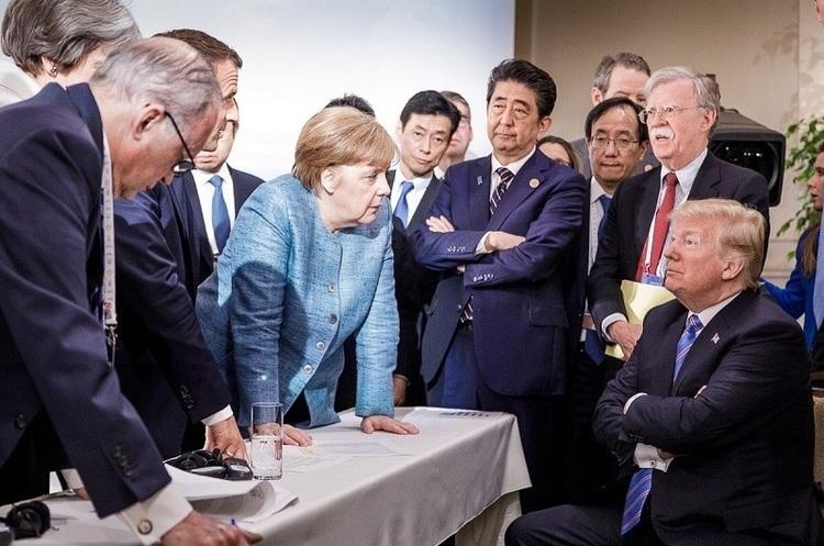 Сполучені Штати не підписали підсумкове комюніке саміту «Великої сімки» за наказом Трампа