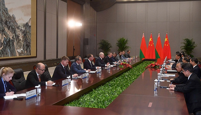 Китай та Білорусь встановили безвізовий режим