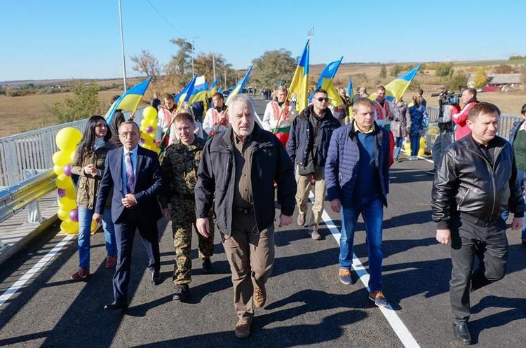Голова Донецької ВЦА Жебрівський подав у відставку