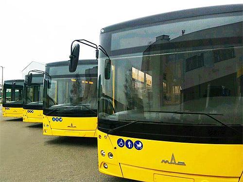 Львів придбає 100 міських автобусів МАЗ за 12,2 млн євро