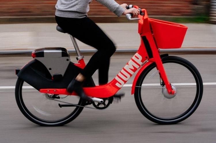 Uber розширює на Європу сервіс прокату електровелосипедів JUMP