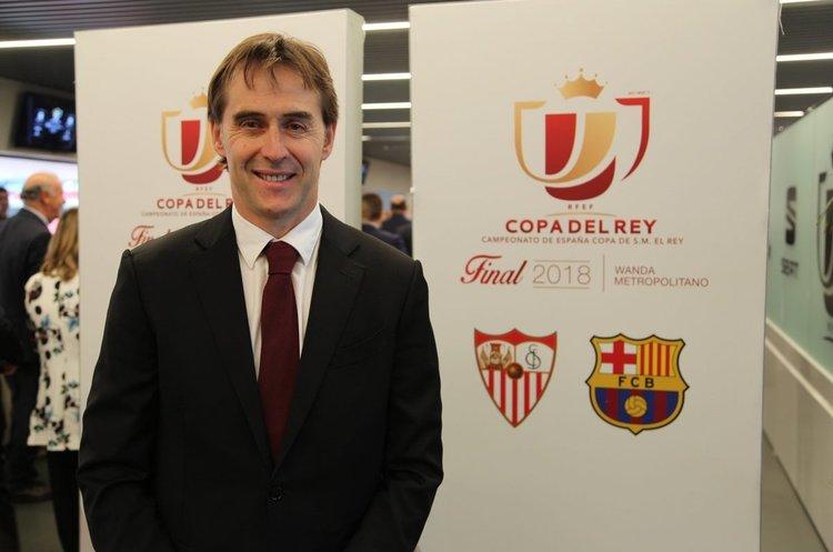Стало відомо, хто буде новим тренером мадридського «Реалу»