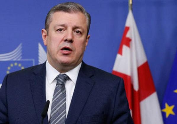 Терміново: весь уряд Грузії пішов у відставку