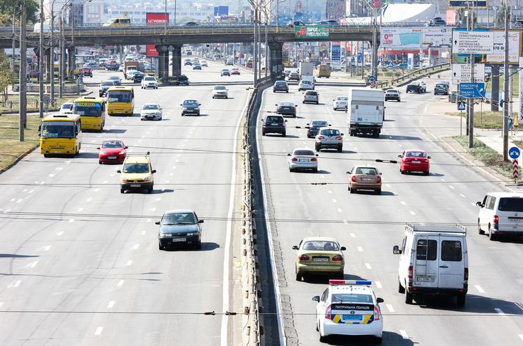 80 км/год може стати нормою на 22 київських вулицях